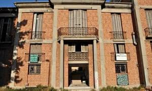 Villa Aghion in Alexandria