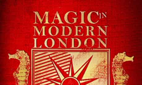 The Magic in Modern London app
