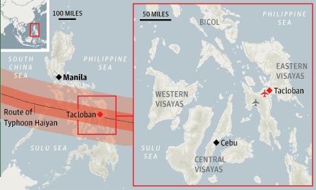 Philippines Tacloban