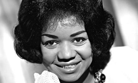 Anna Gordy Gaye, sister of Motown's founder Berry Gordy and first wife of Marvin Gaye
