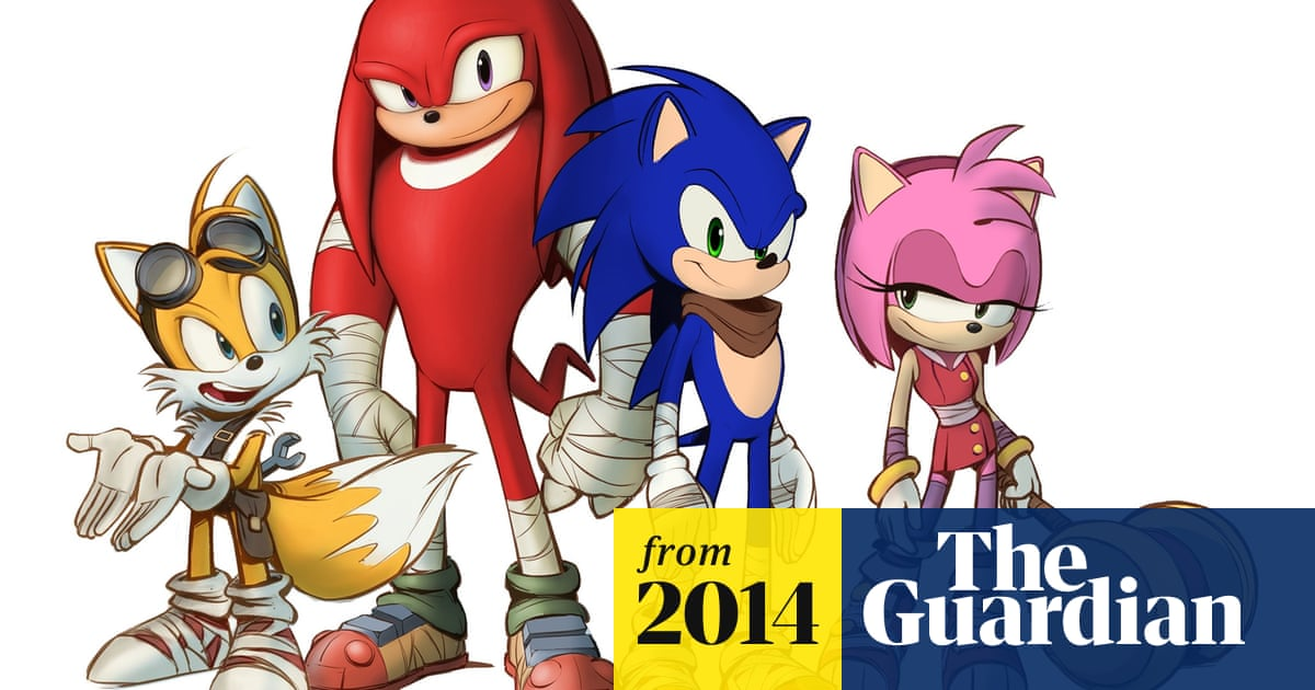 Sonic Boom Gaming S Hedgehog Hero Reinvented Games The Guardian