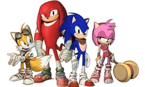 Sonic the Hedgehog | Games | The Guardian