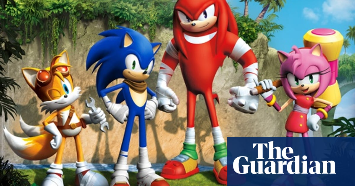 Sega Can Save Sonic The Hedgehog Here S How Sonic The Hedgehog The Guardian