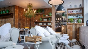 Shoreditch Rooms Cowshed Spa