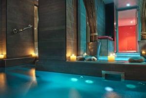 Hotel Sezz Paris Spa Jacuzzi