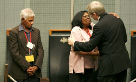 Kevin Rudd To Chair New Apology Foundation To Close Indigenous Gap Australia News The Guardian