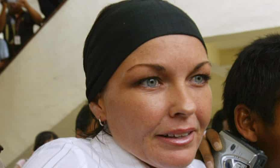 Drug trafficker Schapelle Corby pictured in 2006. her long wait for parole ended on Friday. REUTERS/Murdani Usman  (INDONESIA)
