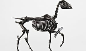 Gift Horse by Hans Haacke will grace the fourth plinth in Trafalgar Square