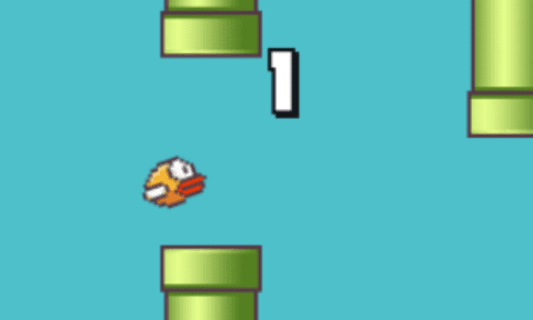 Flappy Bird: maddening, but compulsive with it.