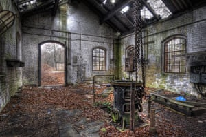 Abandoned places: Abandoned places
