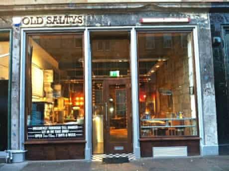 Old Salty's, Glasgow
