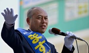 Tokyo gubernatorial election