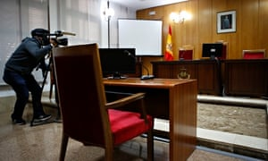 Palma courtroom