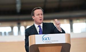 David Cameron speech on Scottish independence
