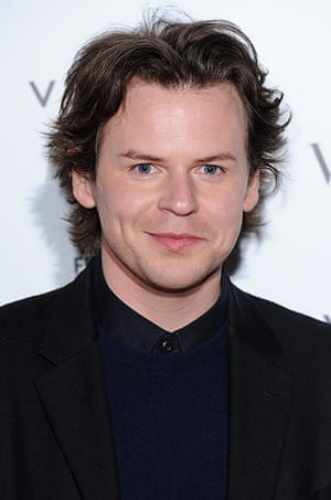Fashionistas: Christopher Kane at Vogue Festival 2013 opening party