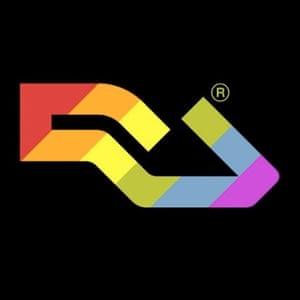 The new multi-coloured Resident Advisor logo.