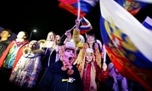 Children in Sochi