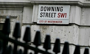 Downing Street police arrested allegations pornography