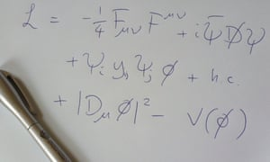 Standard Model Lagrangian