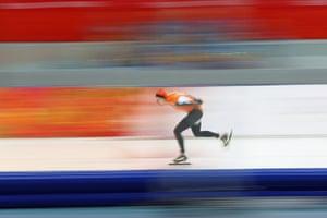 Sochi Day one roundup: Speed Skating - Winter Olympics Day 1