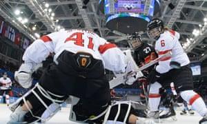 Canada ice hockey