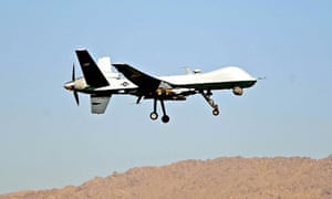 RAF launched missiles in Afghanistan using US drones, MoD reveals