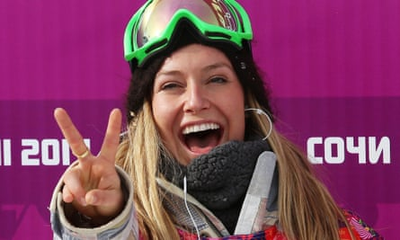 Sochi 2014: Jamie Anderson completes US sweep in ...