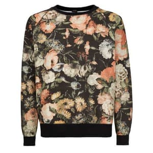 A sweatshirt from House of Hackney, available from 17th February.
