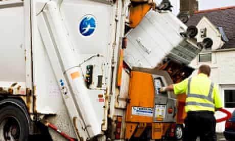 Waste Services Refuse Collection