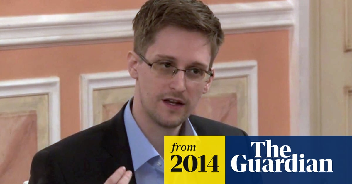 Snowden used simple technology to mine NSA computer networks | World