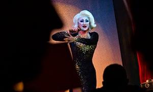 Mayak gay cabaret club in Sochi