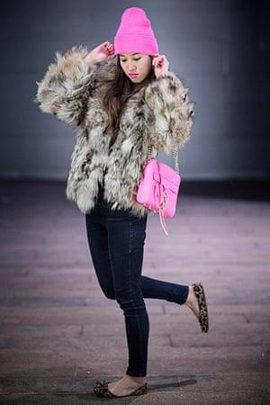 NY fashion eyewitness: NY fashion eyewitness