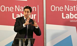 Ed Miliband One Nation Labour