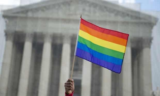 gay marriage supreme court flag