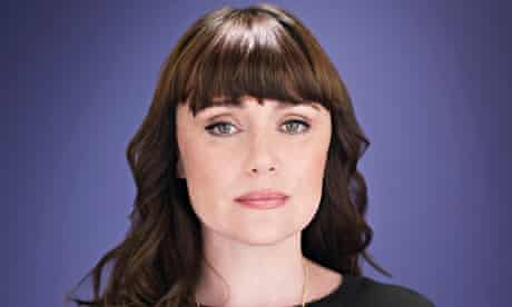 'I don't think anyone has ever looked so bad on TV': Keeley Hawes in more glamorous mode, photograph