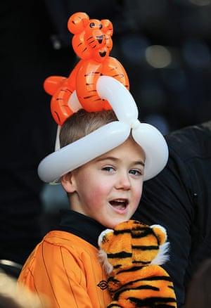 Roundup: Hull City fan