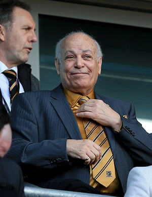 Roundup: Hull City chairman Assem Allam