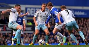 Roundup gallery: Everton's Gerard Deulofeu