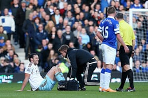 Roundup gallery: Andy Carroll