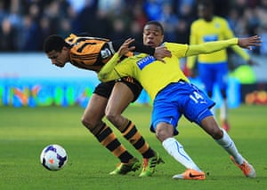 Roundup gallery: Loic Remy and Curtis Davies
