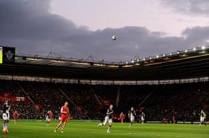 saturday roundup: Southampton attack