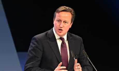 David Cameron CeBIT Germany
