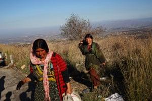 Qabaait, northern Lebanon: Qaabait locals
