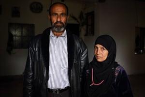 Qabaait, Northern Lebanon: Parents of Mohamed Jdid