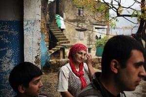 Qabaait, Northern Lebanon: Khoder Darwish