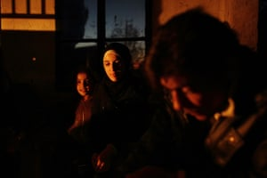 Qabaait, Northern Lebanon: A couple in Qabaait