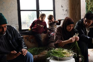 Qabaait, Northern Lebanon: Mohamad and Nour in Qabaait