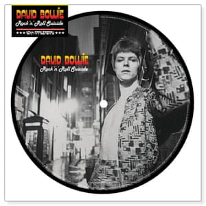 David Bowie Reveals Record Store Day Releases Music