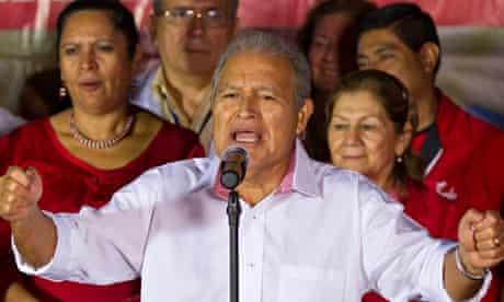 Presidential Elections In El Salvador