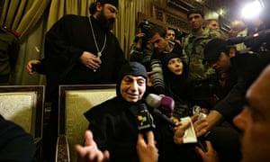 Nuns freed in Syria